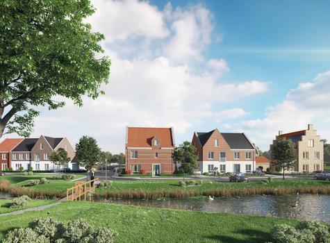 Bouwnummer in Schoonhoven 2871 NS