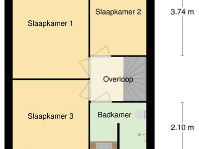 Schepenhoek 360 in Uden 5403 GG