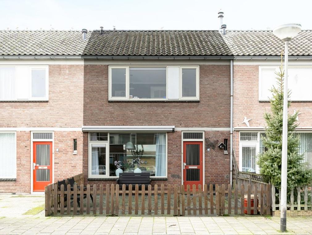 Paukenstraat 109 in Nijmegen 6544 TW