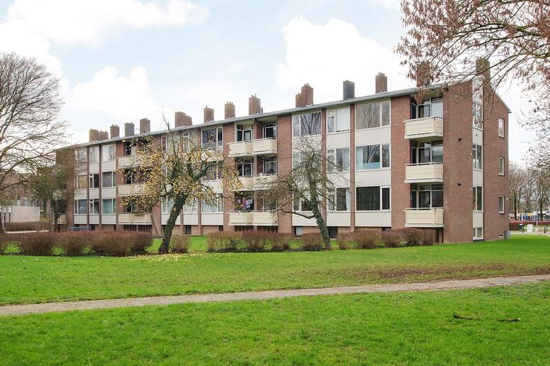 Bernhardstraat 53 Ii in Wageningen 6707 CL