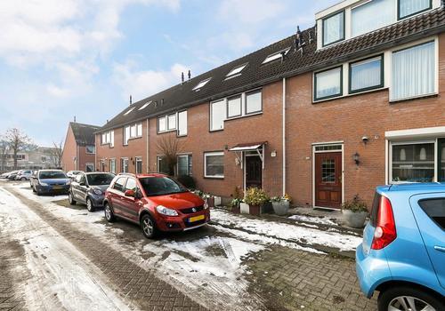 Aakwerf 33 in Zoetermeer 2725 CM