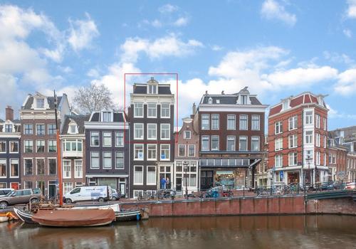 Prinsengracht 801 in Amsterdam 1017 KA