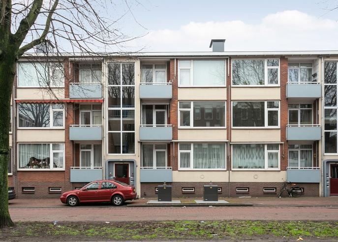 Oranjestraat 45 in IJmuiden 1975 DA