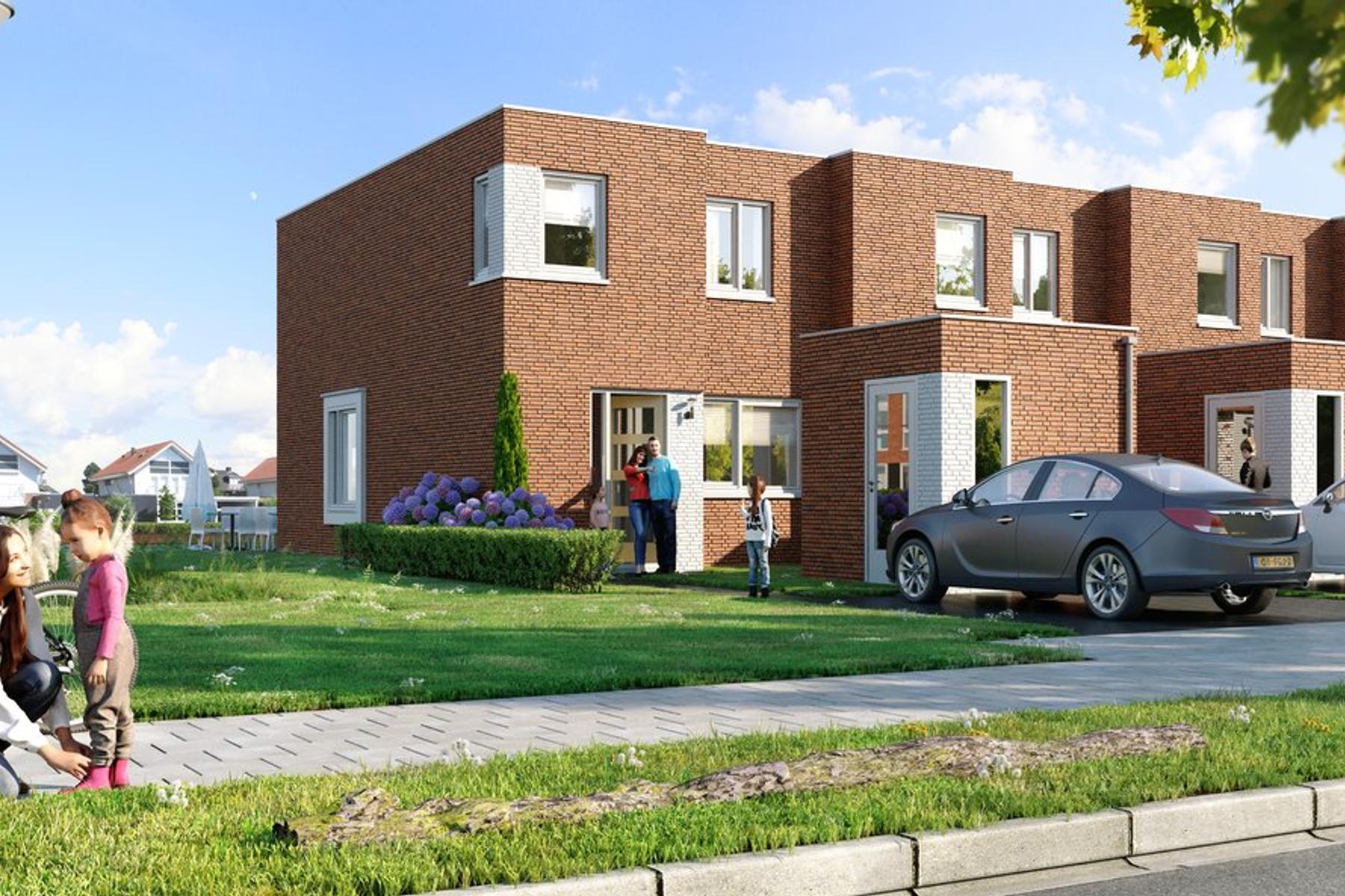 Beursstraat - Watermunt in Dronten 8253 GG