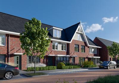 Bouwnummer in Etten-Leur 4876 WC