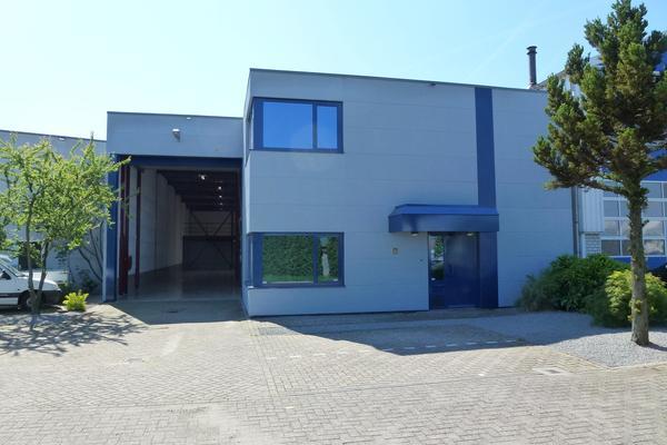 Edisonstraat 20 A in Nijkerk 3861 NE
