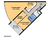 Barnsteenhof 60 in Rhoon 3162 RC