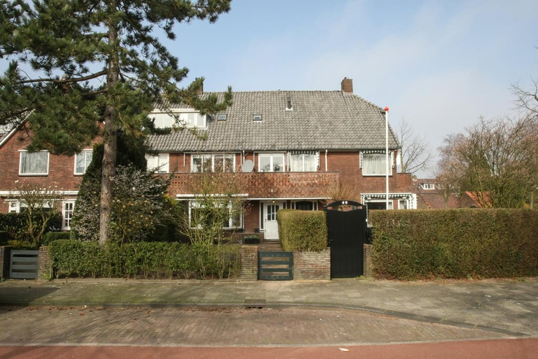 Deijlerweg 47 in Wassenaar 2241 AA