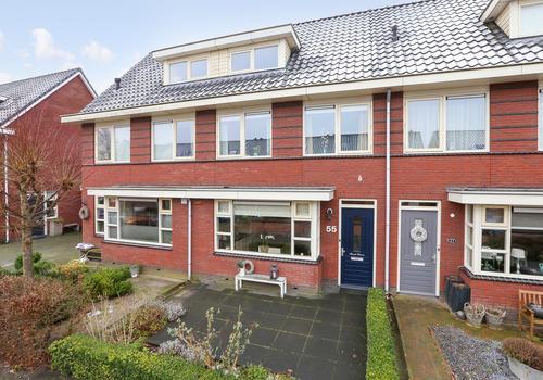 Musicaldreef 55 in Harderwijk 3845 GJ