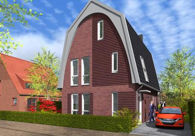 Bouwnummer 78 in Julianadorp 1787 DC