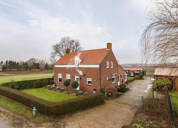 Boswijkdreef 1 in Steenbergen 4651 VG