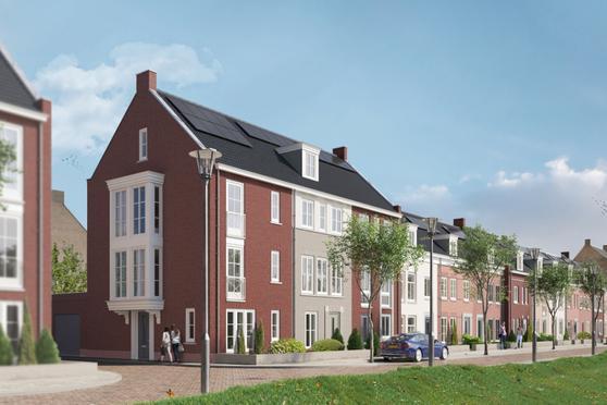 Herenbiezen - Herenhuis - Kavel 10.13 (Bouwnummer 13) in Helmond 5706 KG