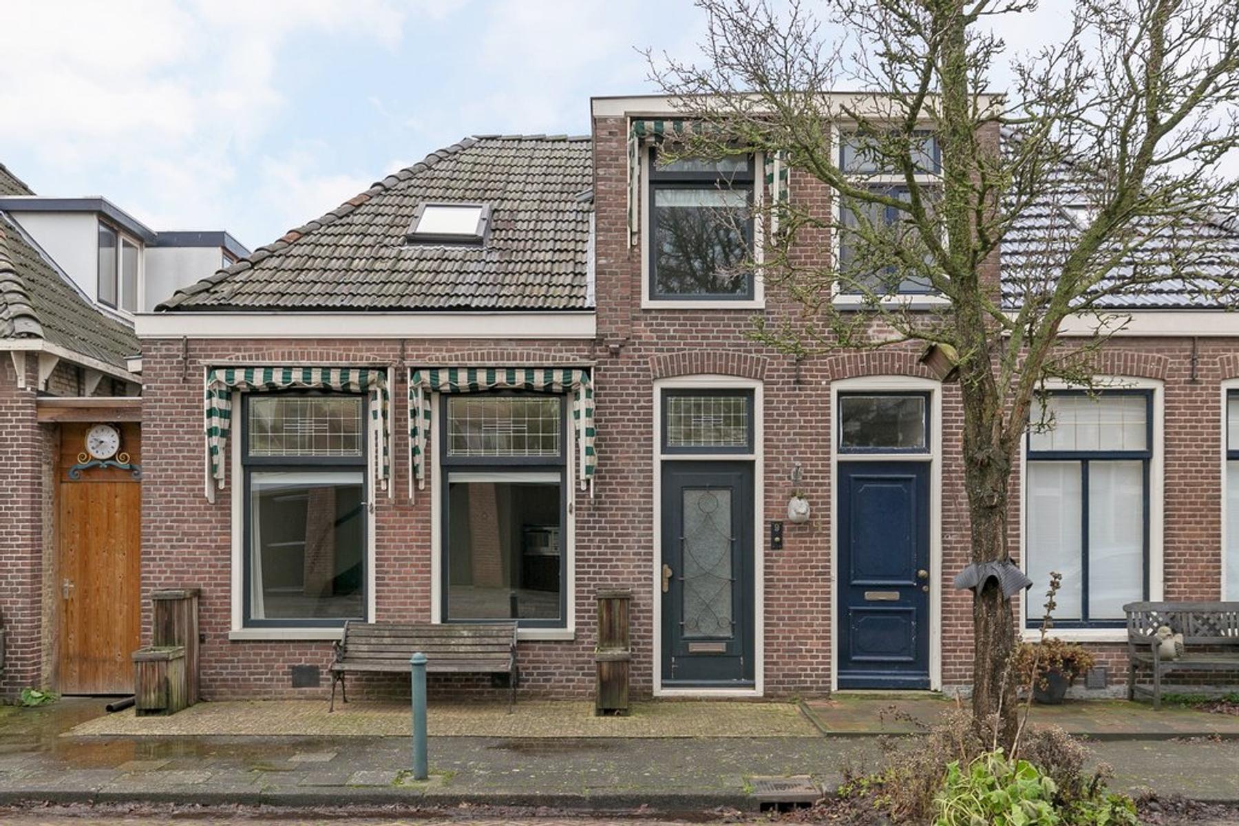 Van Ghemmenichstraat 9 in Franeker 8801 AE