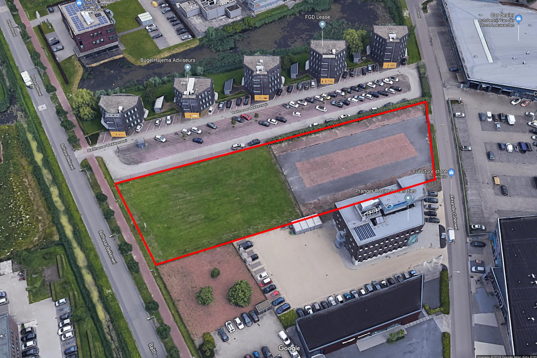 Alexander Cohenwei in Leeuwarden 8914 BG