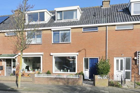 Abraham Rademakerstraat 4 in Noordwijk 2203 GT