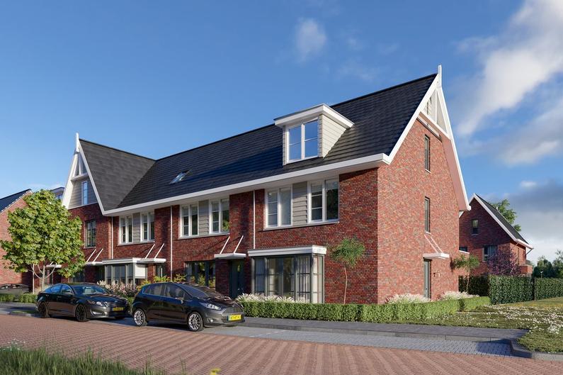 De Streek 'Bos&Weide' Hoekwoning (Ree) in Etten-Leur 4876 WC