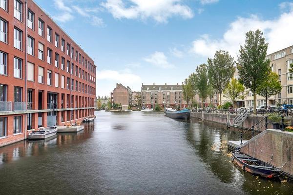 Jacob Burggraafstraat 158 in Amsterdam 1018 WA