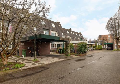 Muurbloemtuin 48 in Zoetermeer 2724 PP