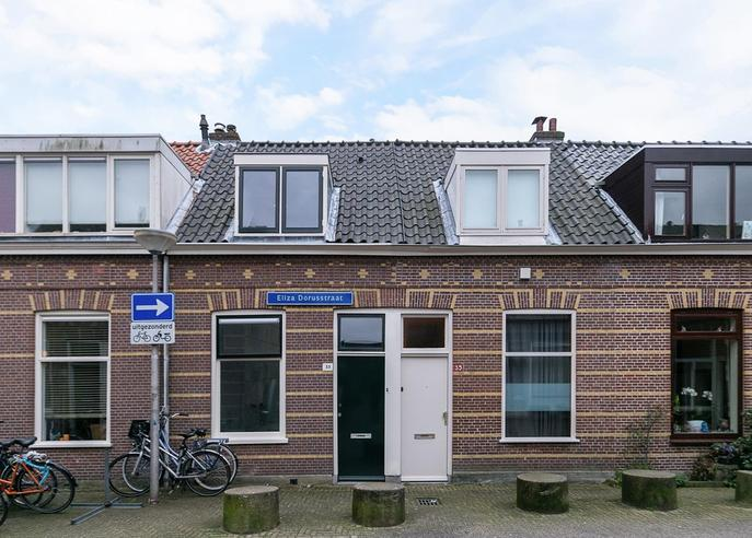 Eliza Dorusstraat 33 in Delft 2613 ED