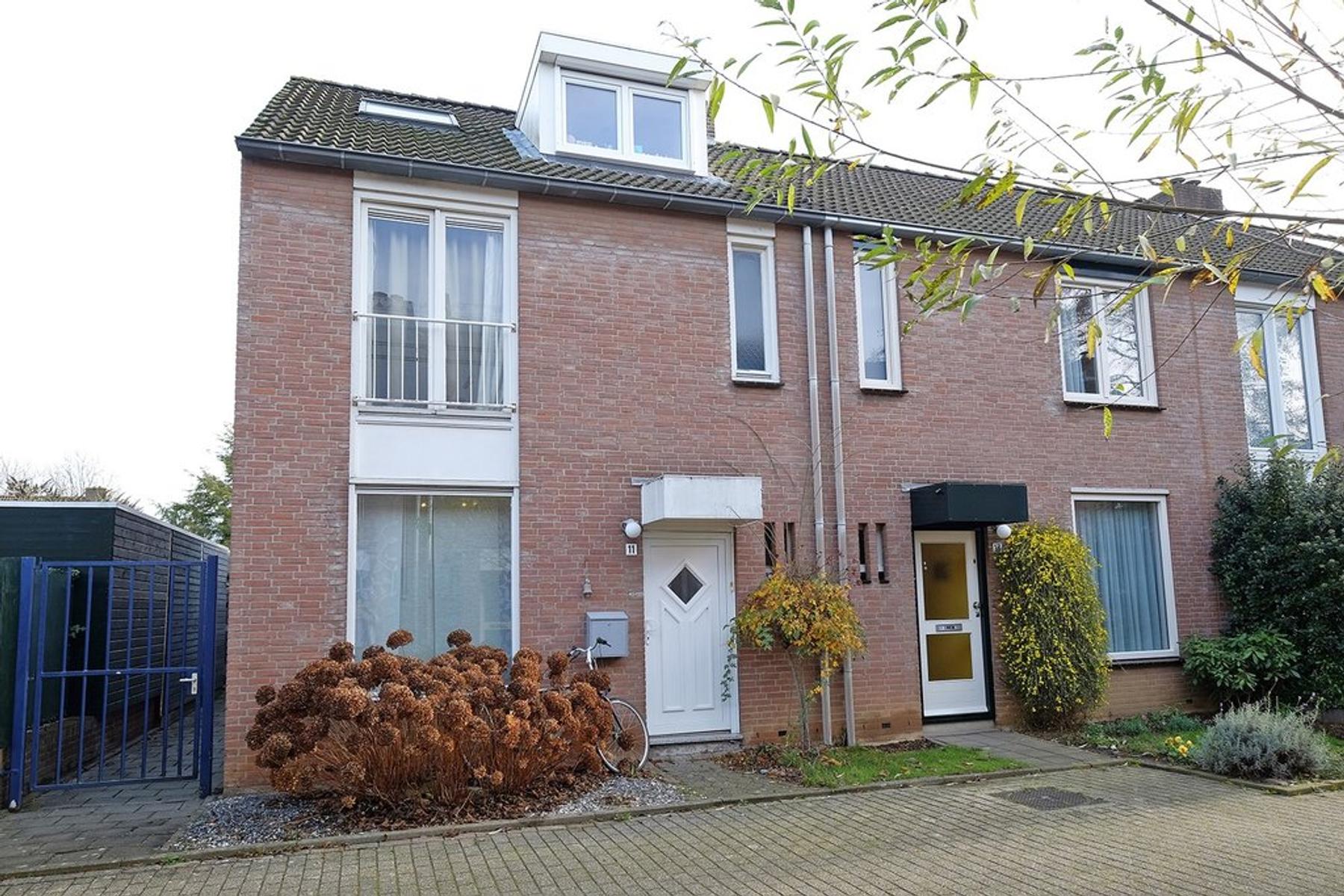 Tijmweerd 11 in Maastricht 6229 TL