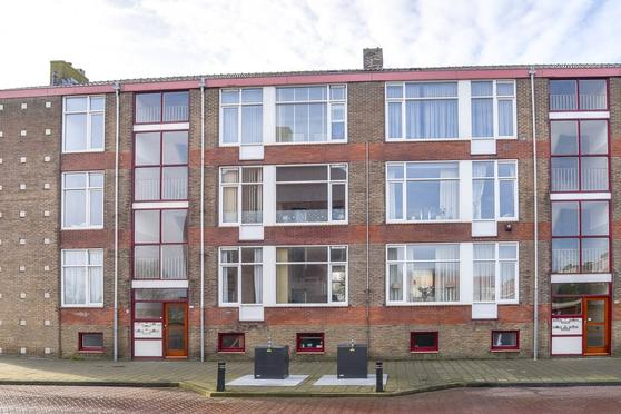 Steenbokstraat 78 in IJmuiden 1974 AW