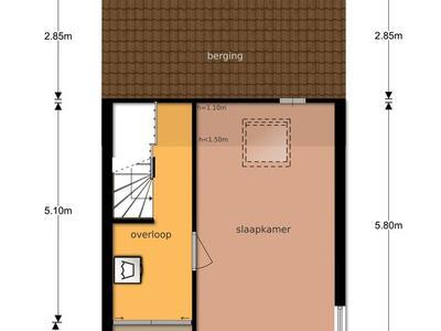 Pijlpuntstraat 62 in Nijmegen 6515 DJ