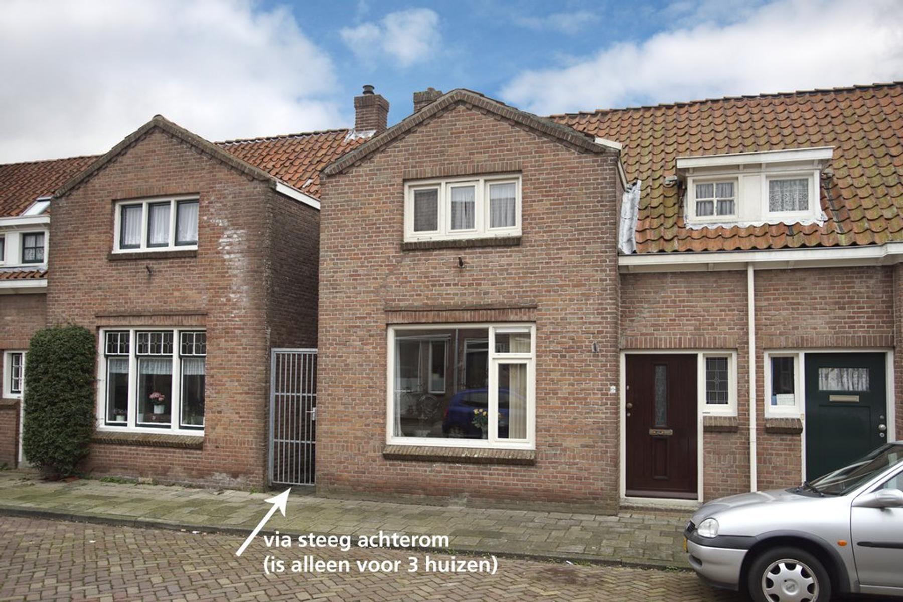 Albertine Agnesstraat 9 in Sneek 8606 CA