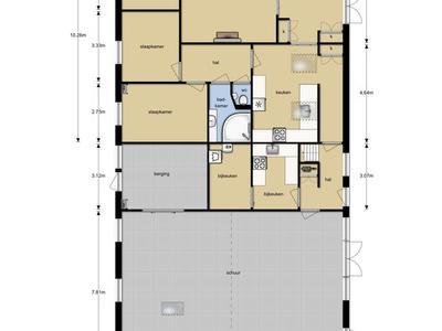 Hoessenboslaan 40 in Berghem 5351 PD