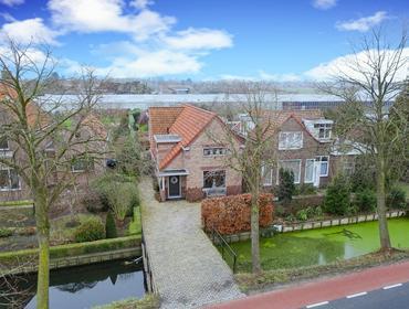 Noorderdracht 4 in Oosterblokker 1696 AD