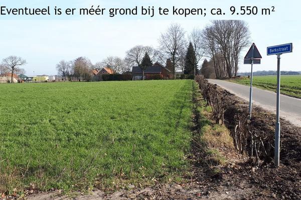 Berkstraat Perceel 2 in Sprundel 4714 TC