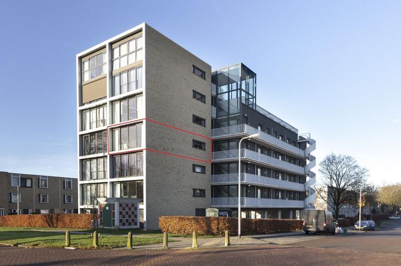 Marie Curiestraat 21 A in Nijmegen 6533 HV