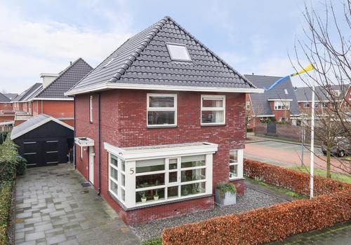 Barbershopdreef 5 in Harderwijk 3845 DN