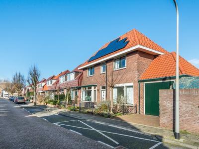 Iepenlaan 2 in Beverwijk 1943 GK