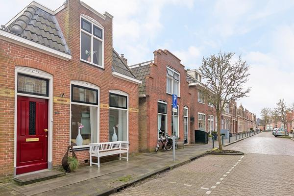 Dr Jelle Bangastraat 45 in Franeker 8801 AL