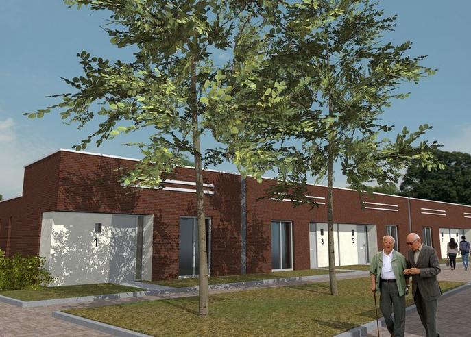 Ad Van Onzenoorthof 8 in Geertruidenberg 4931 EG