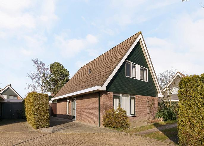 Graanstraat 84 in Purmerend 1446 CZ