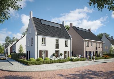 Kavel 23 - Vrijstaande Woning - Liverdonk in Helmond 5706 WB