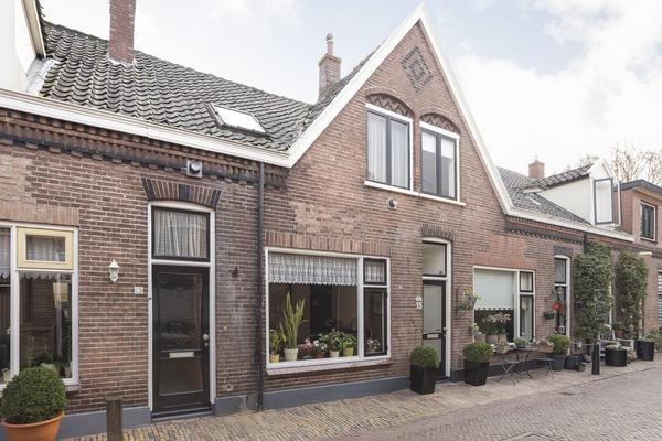 Patrimoniumstraat 13 in Kampen 8261 KN