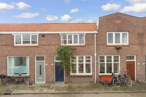 Govert Flinckstraat 13 in Utrecht 3583 RK