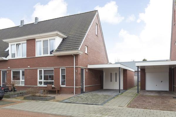 Sint Nicolaashof 25 in Kampen 8263 BZ