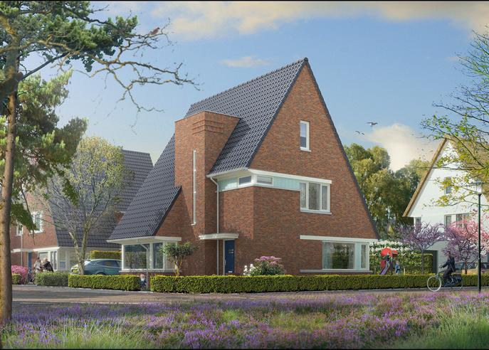Ugchelen Buiten Veld G (Bouwnummer 106) in Apeldoorn 7334 DP