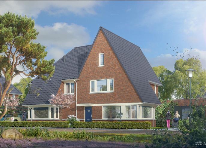 Ugchelen Buiten Veld G (Bouwnummer 102) in Apeldoorn 7334 DP