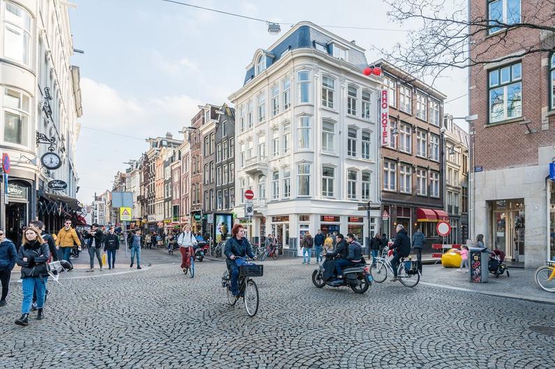 Nes 1 B in Amsterdam 1012 KC