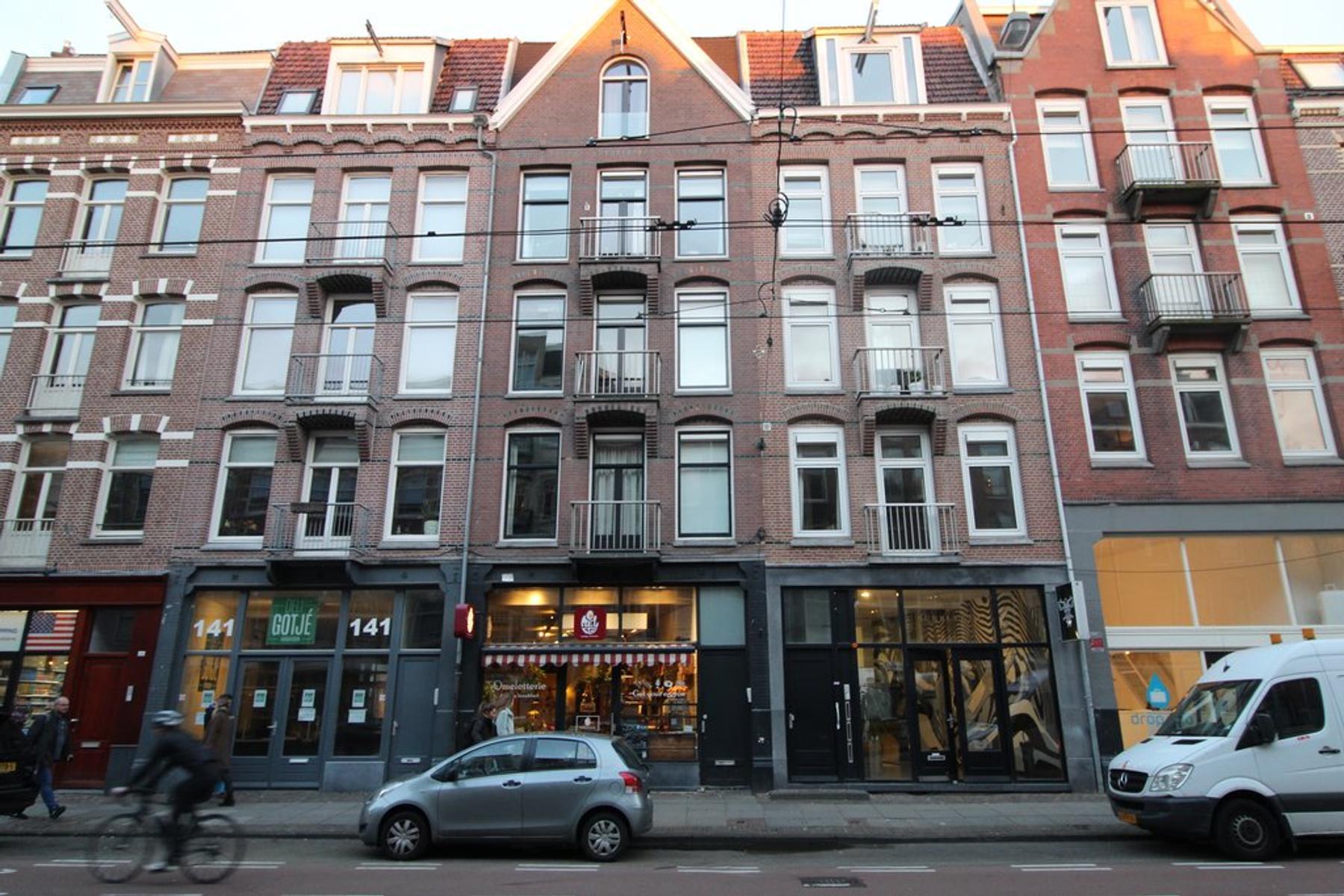 Ferdinand Bolstraat 145 I in Amsterdam 1072 LH