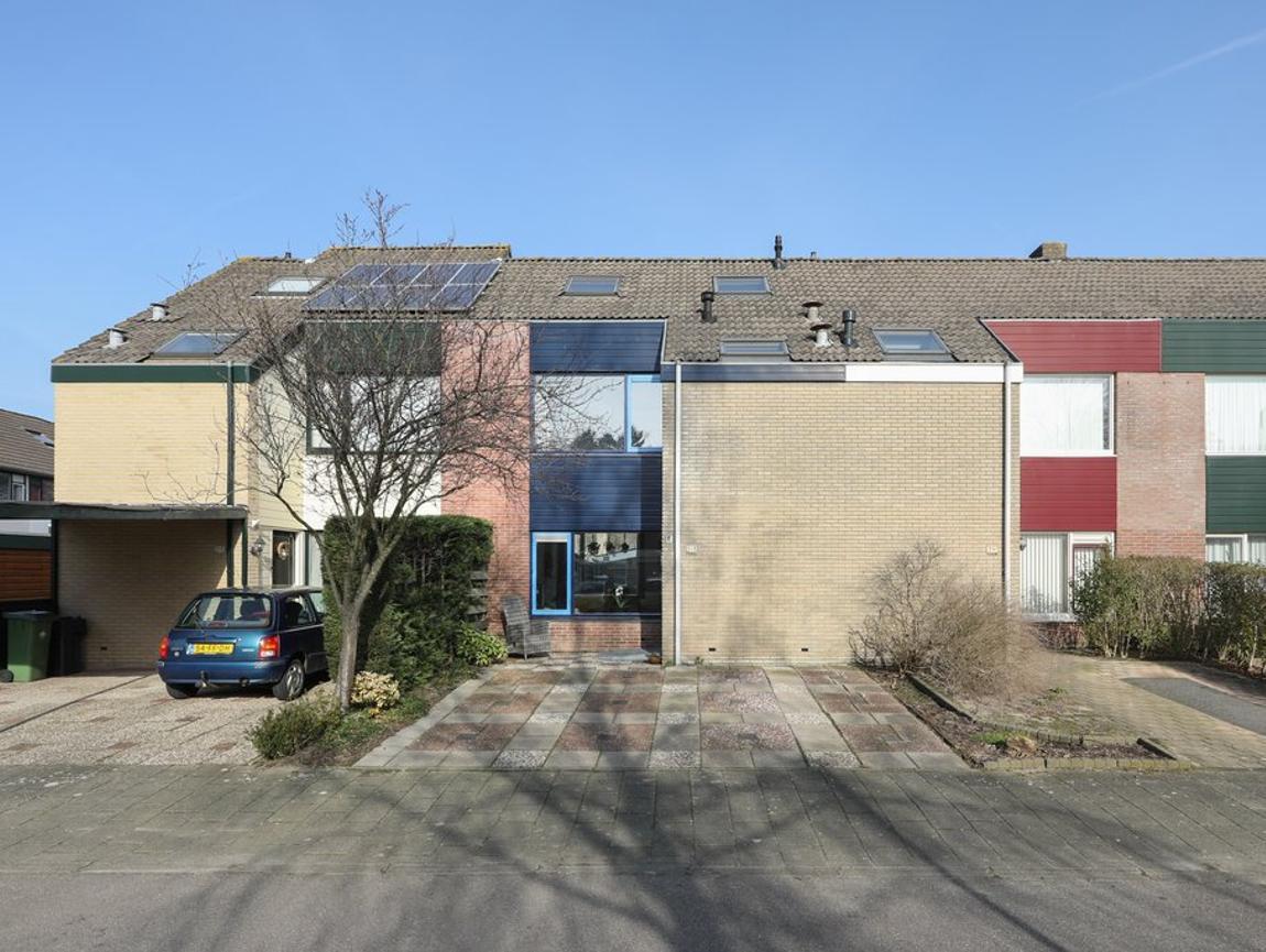 Wilsonstraat 213 in Hoofddorp 2131 PR