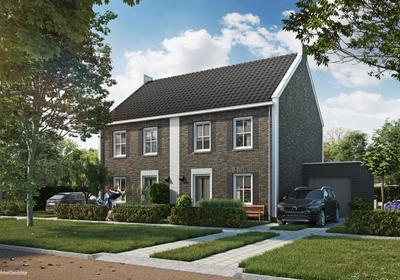 Bouwnummer in Almere 1349