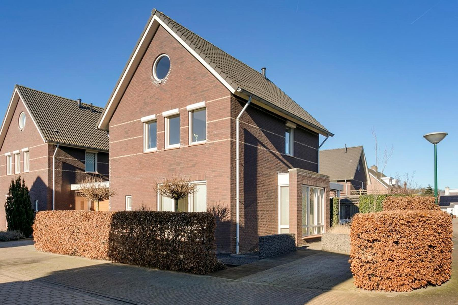 Hoefijzer 23 in Westerhoven 5563 CM