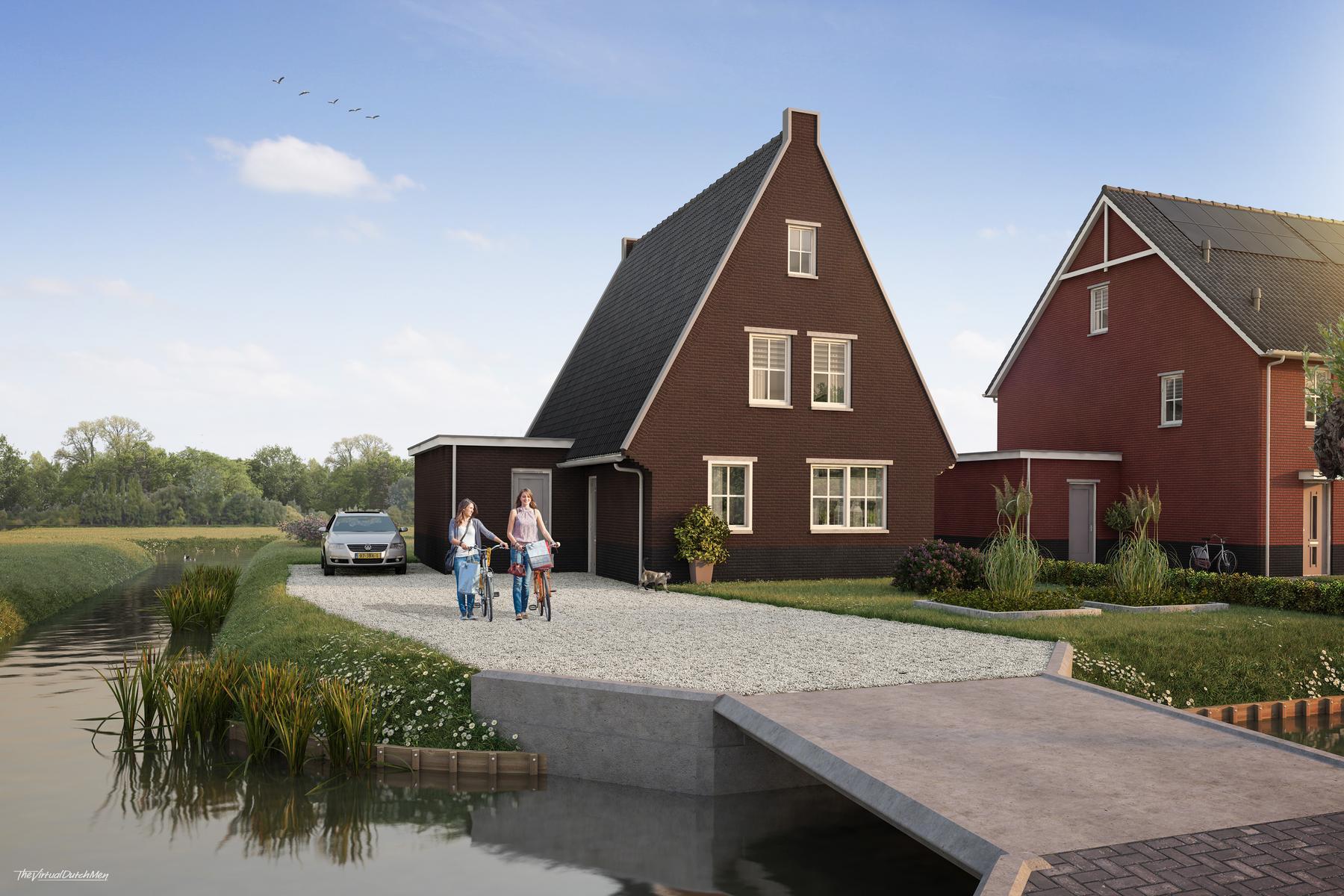 Bouwnummer 1 in Stolwijk 2821 AC