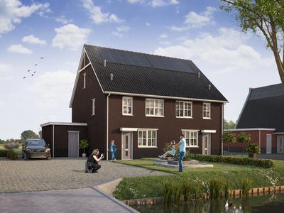 Bouwnummer (Bouwnummer 8) in Stolwijk 2821 AC