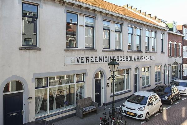 Harmoniestraat 23 in Hoek Van Holland 3151 AB